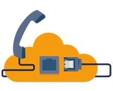 خدمات ابری (Cloud) در سیستم تلفنی VoIP
